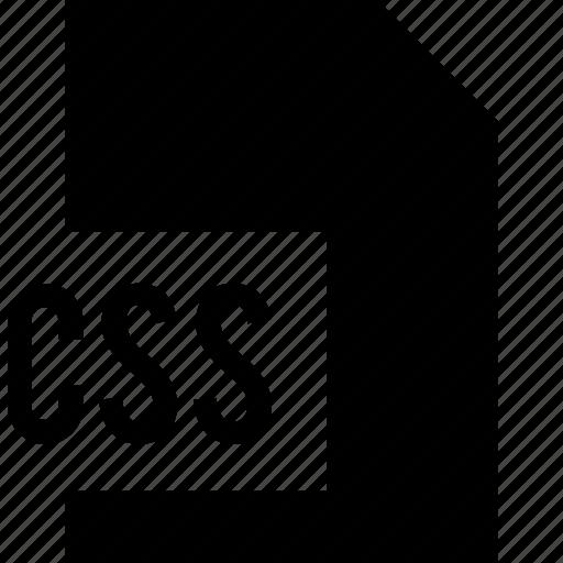 css, data, file, name icon