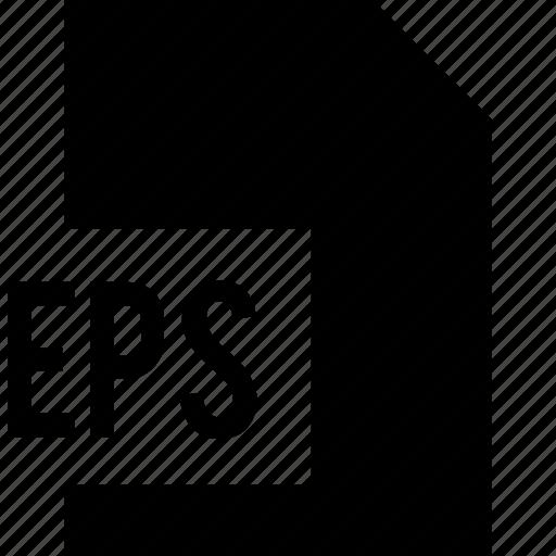 data, eps, file, name icon