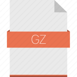 compression, extension, file, format, gz, winzip, zip icon