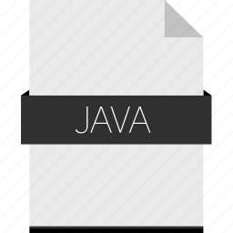 android, extension, file, format, java, oracle, programming icon