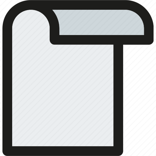 data, document, extension, file, format, paper icon