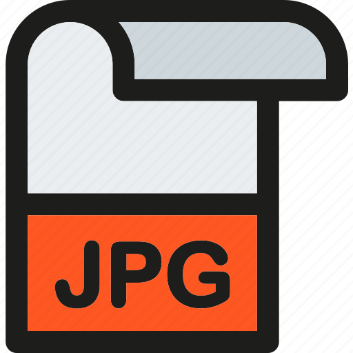 data, document, extension, file, format, jpg, paper icon