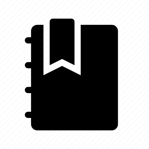 Book, bookmark, mark icon - Download on Iconfinder