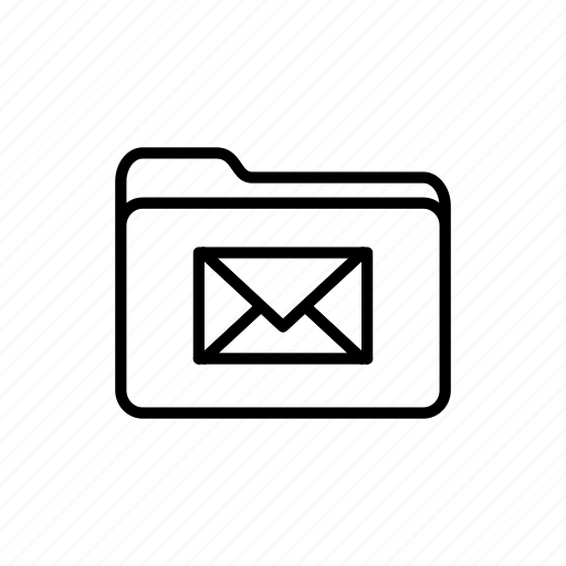 documents, download, files, folder, folders, mail folder, messages icon