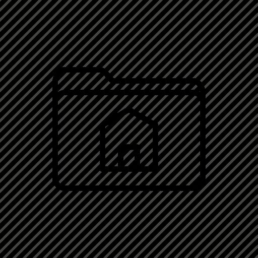 documents, download, files, folder, folders, home folder, homepage icon