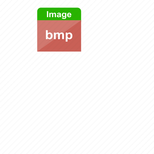 bmp, extension, file format, image, pictures icon