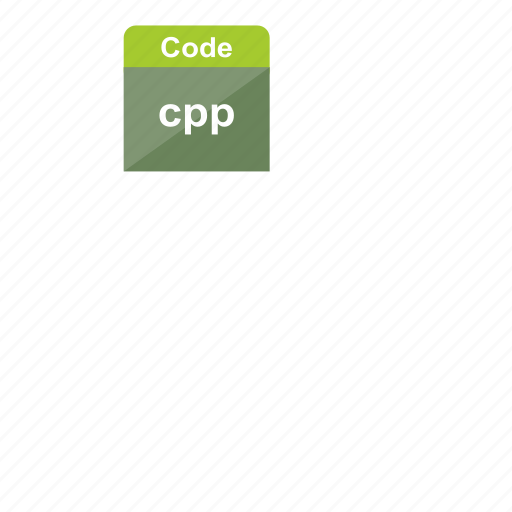 c++, code, cpp, extension, file format, programming icon
