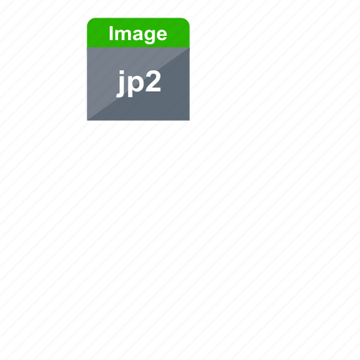 extension, file format, image, jp2, photography, photos, pictures icon