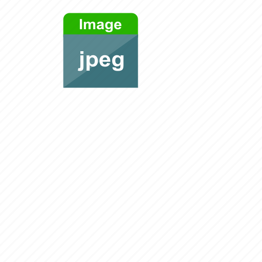 extension, file format, image, jpeg, photos, pictures icon