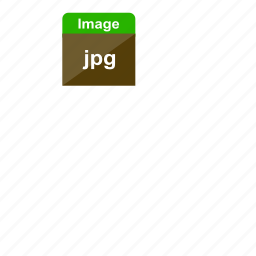 extension, file format, image, jpg, pictures icon