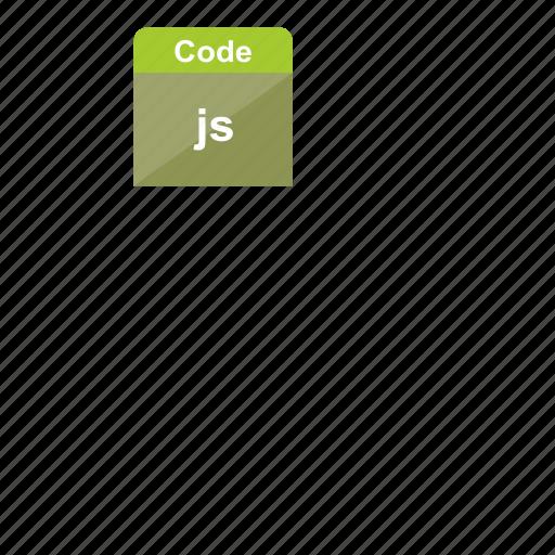 code, file format, javascript, js, programming, script, web icon