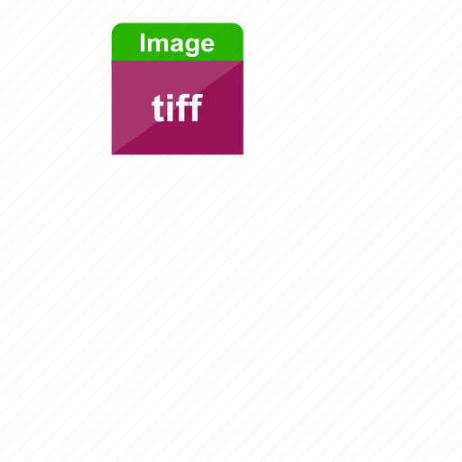 extension, file format, image, photos, pictures, tiff icon