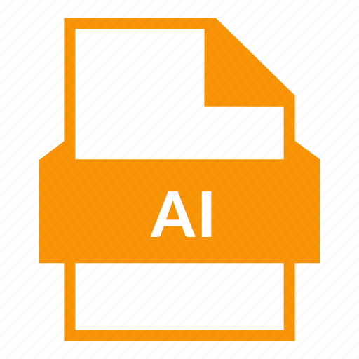 ai file, document, eps, eps file, file format, illustrator, vector files icon