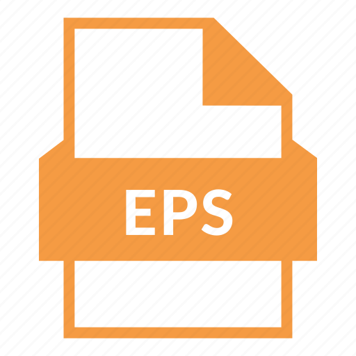 encapsulated, eps, eps file, graphics, postscript, vector format icon