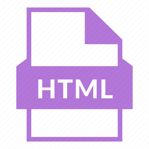 browser, document, html, html file, hypertext, web, webpage icon