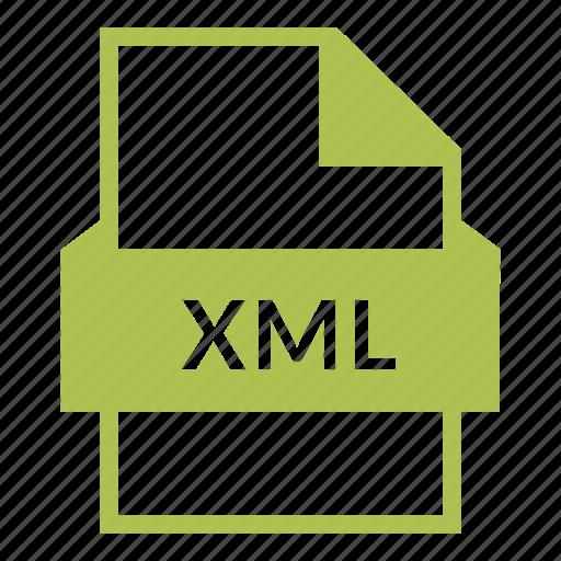 data, document, extensible markup language, website, xml, xml file icon