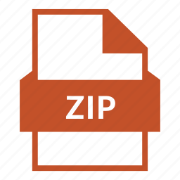archive, data compression, document file, zip, zip file, zipper icon