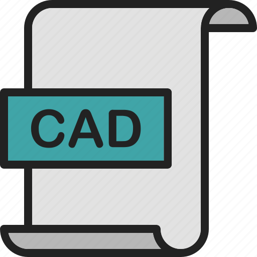architecture, cad, document, extension, file, format, page icon