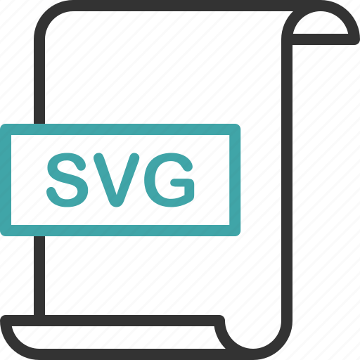 document, extension, file, format, image, page, svg icon