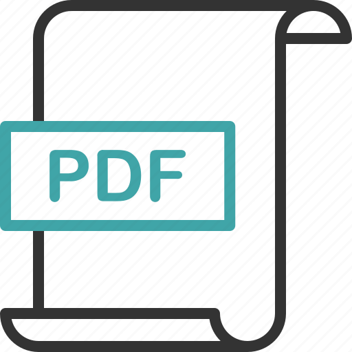 document, extension, file, format, page, pdf, text icon