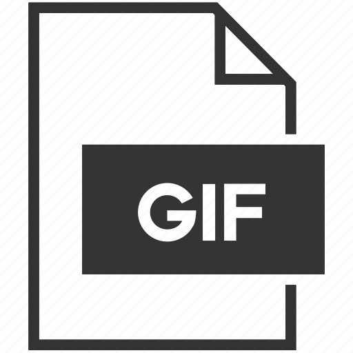 animation, extension, file, file format, gif, image, picture icon