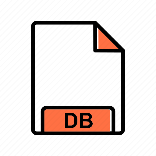 Db, extension, file icon - Download on Iconfinder
