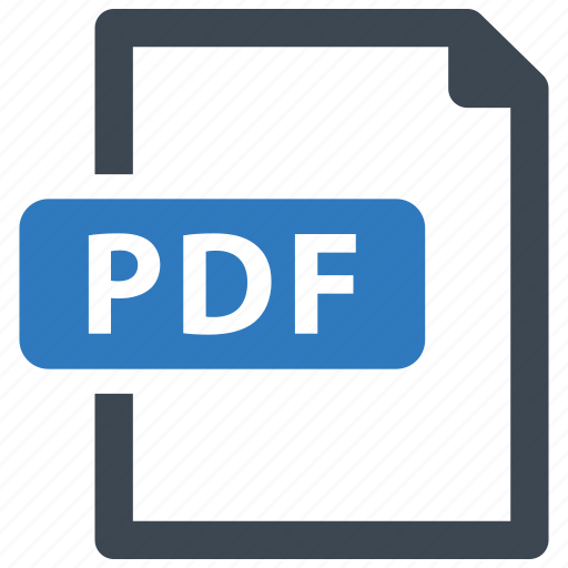 File, pdf, format icon - Download on Iconfinder