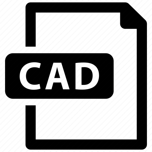 cad, file, format icon