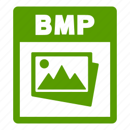 bmp, bmp file, document, extension, file, format icon
