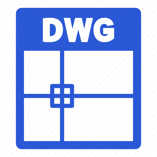 Document, dwg, file, dwg file, extension, format icon - Download on Iconfinder