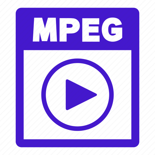 Document, file, mpeg, extension, format, mpeg file icon - Download on Iconfinder