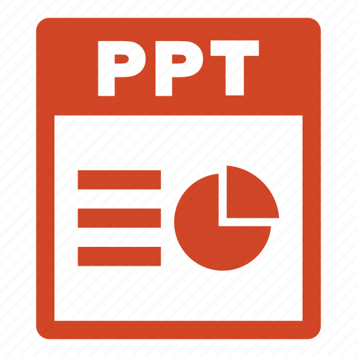 document extension file format ppt ppt file icon
