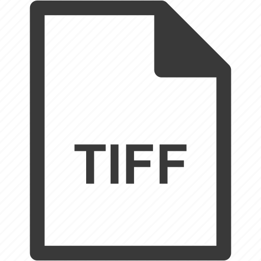 extension, file format, file type, tiff icon