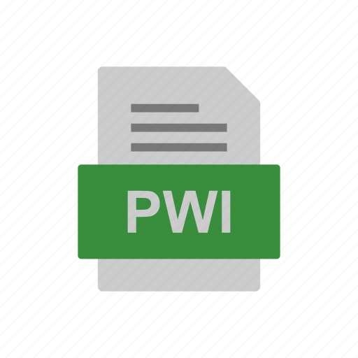 Document, file, format, pwi icon - Download on Iconfinder