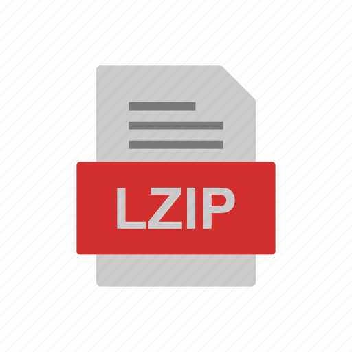 Document, file, format, lzip icon - Download on Iconfinder
