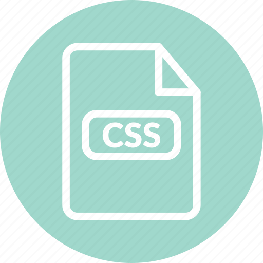 css, css document, css file, css format, css style icon