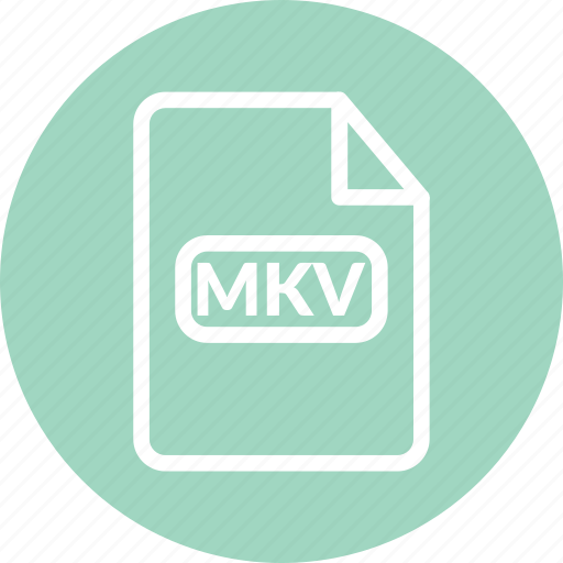mkv, mkv document, mkv file, mkv format, mkv movie icon