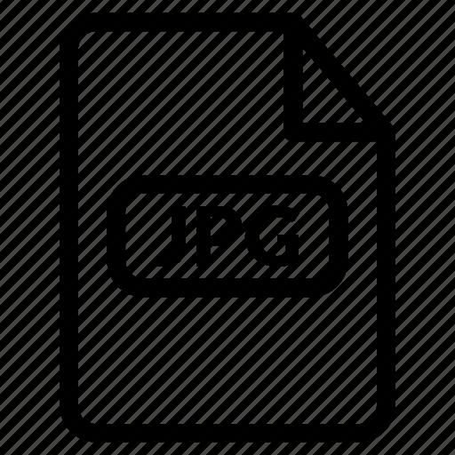 jpeg image, jpg file, jpg format, jpg photo icon