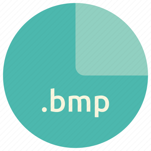 bmp, extension, file, format icon