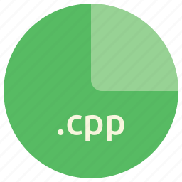 c, cpp, file, format, language, plus, programming icon