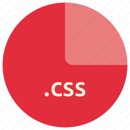 css, extension, file, format, stylesheets, web icon