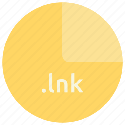 extension, file, format, lnk icon