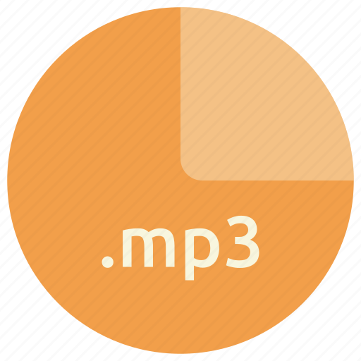 audio, file, format, mp3, multimedia, music icon