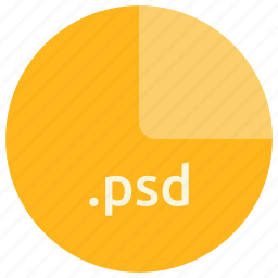 file, format, image, photo, photoshop, psd icon