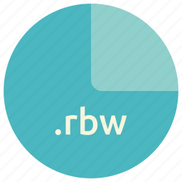 file, format, language, rbw, ruby, scripting icon
