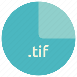 extension, file, format, tif icon