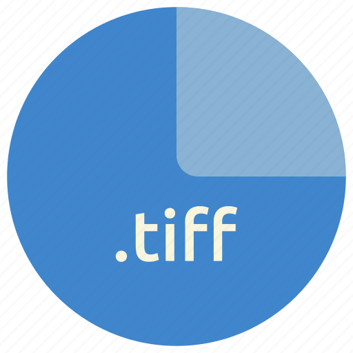 extension, file, format, tiff icon