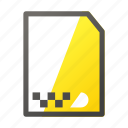 archive, data, document, file management icon