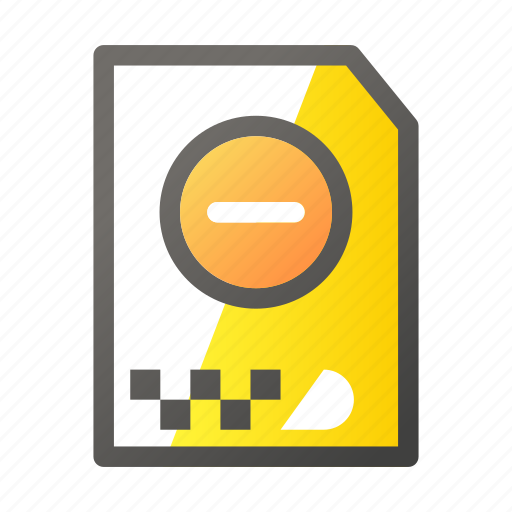 Archive, cancel, data, document, file management icon - Download on Iconfinder