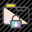 data, document, file management, folder, protection